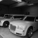 wit zwart garaga